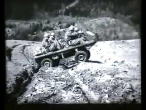 Puch Haflinger - Werbefilm