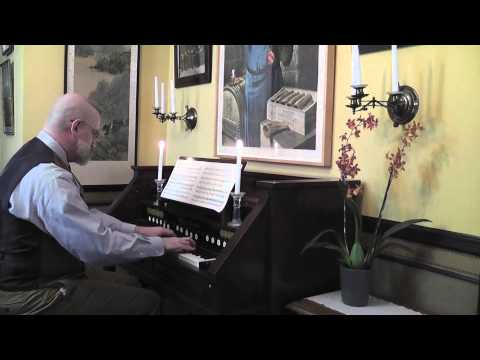 MALLARD:  Song without Words, on Mason & Hamlin chapel organ