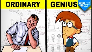8 Real Signs You Are A Genius | Hindi | Urdu | Summed Up
