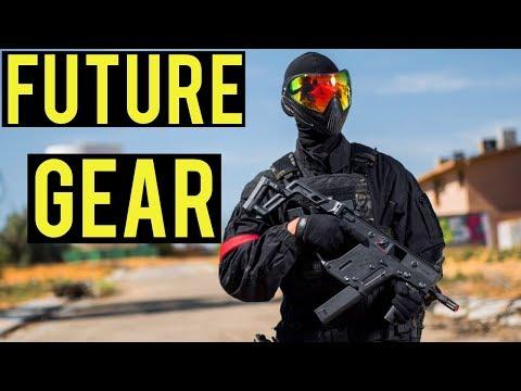 Futuristic Load Outs | DesertFox Events...