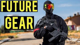 Futuristic Load Outs | DesertFox Events Story line and Future Gear Concepts