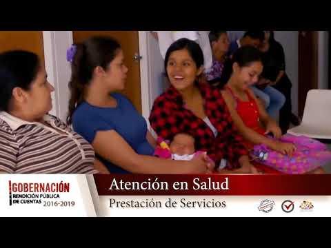 Atención en Salud - Instituto Departamental de Salud