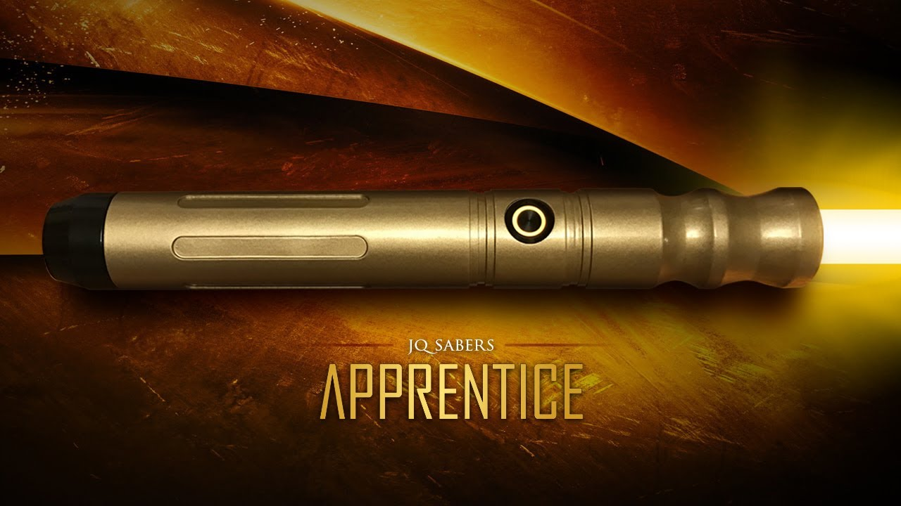 lightsaber collection jq sabers caliburn apprentice saber youtube