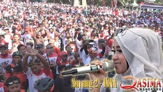 Download Lagu SAYANG 2 | ISNA Qasima | PLASA MANAHAN SOLO | 2018 mp3