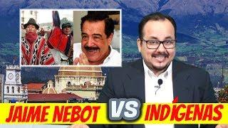 Grave error de NEBOT ¿Nunca será presidente?