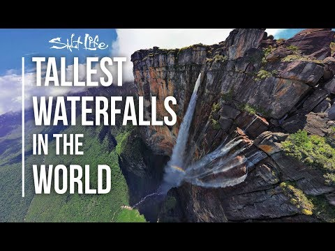 Tallest Waterfalls | Salt Life