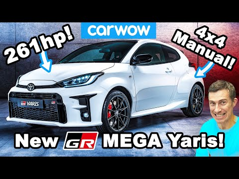 BEST Hot Hatch Ever - The Mad Toyota GR Yaris Rally Car For The Road!