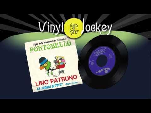 LA STORIA DI TUTTI - LINO PATRUNO - TOP RARE VINYLS - RARI VINILI