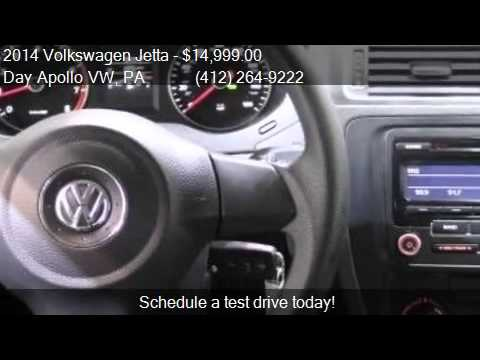2014 Volkswagen Jetta 1 8t Se For Sale In Moon Township Pa Youtube