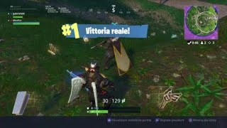Fortnite Luck Is on Our Side [Real Victory]