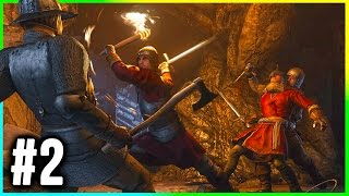 Kingdom Come: Deliverance Walkthrough Part 2 GAMEPLAY (REEKY Location)