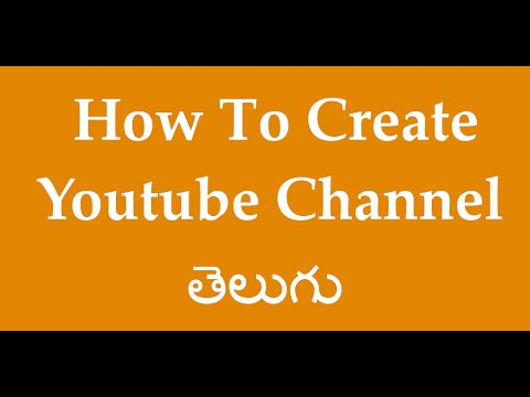 youtube how to create a new channel