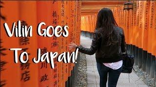Japan Travel Diary ( Tokyo, Osaka, Kyoto)