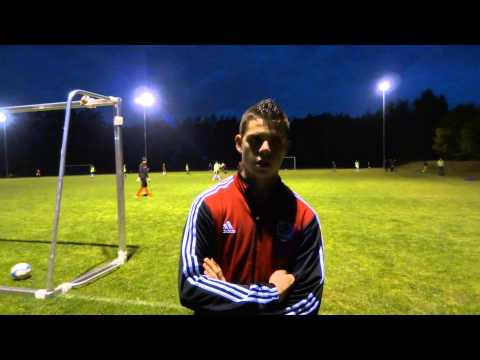 Grant Fadden - Youth Year IFX Germany Soccer Player - Interview