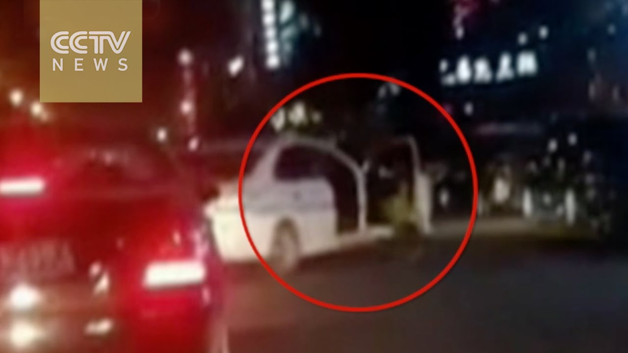 Accident video raises concern over children's seat in China