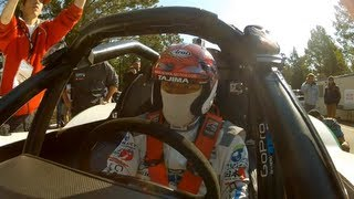 "GoPro:  ""Monster"" Tajima – Pikes Peak International Hill Climb – Day 1 Qualifying Run 2012"