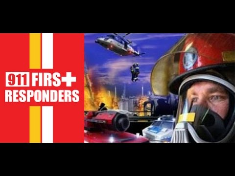 911 First Responders #1 | Huge Forest Fire!