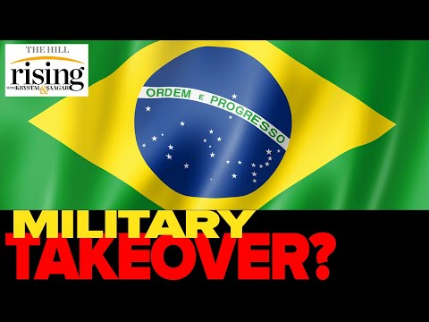 Glenn Greenwald: Is the military about to take over Brazil?