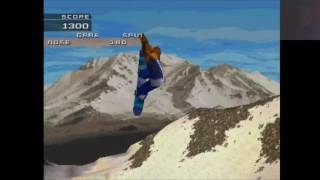 PS1TRY - MTV Sports Snowboarding  (Part 2)