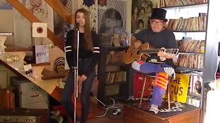 Lyndsey De Paul & Mike Moran - Rock Bottom - Acoustic Cover - Jasmine Thorpe & Danny McEvoy