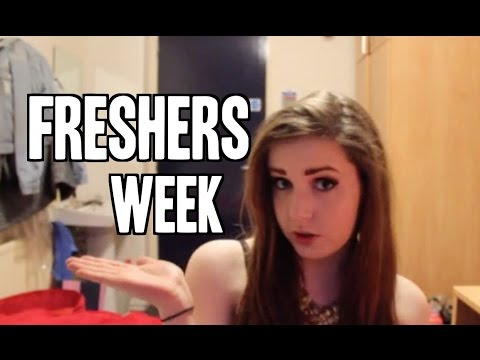 University VLOG | Freshers Week