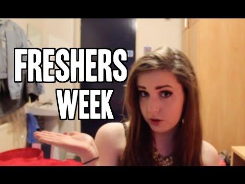Freshers Week Student Room