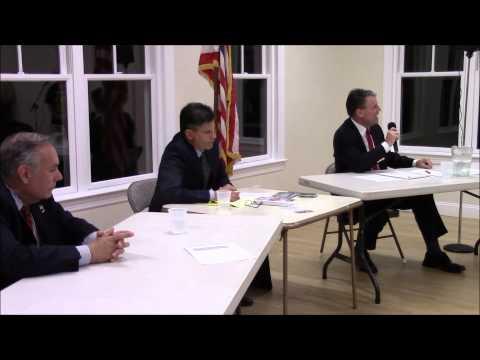 Aug. 27, 2014: Robert Castelli And Terrence Murphy Debate