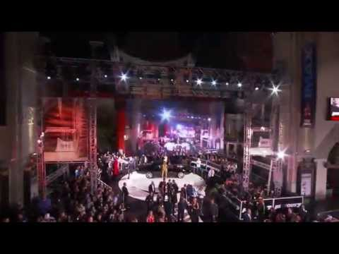 """The World Premiere of """"Furious 7"""" at the TCL Chinese Theatre IMAX"""
