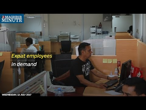 Expat employees in demand