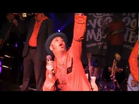 The Urban Voodoo Machine - Love Song #666 @ The Wilderness Festival 2011