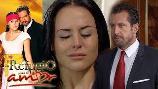 Resumen: ¡Rodrigo comienza a odiar a Luciana! | Un refugio para el amor - Televisa