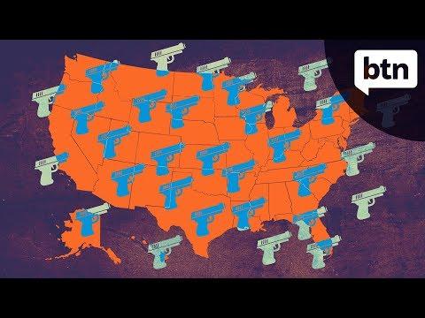 Gun Control Debate - Behind the News