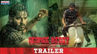 George Reddy Trailer   Sandeep Madhav   Abhay Bethiganti   Satyadev   Jeevan Reddy   Madhura Audio