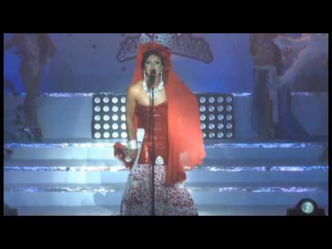 Miss Gay Internacional 2016 - 2017 desfile traje de fantasía y velada de elección y coronación