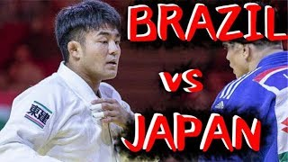 【世界選手権2019】JAPAN vs BRAZIL worlds 2019【Teams Semifinal】