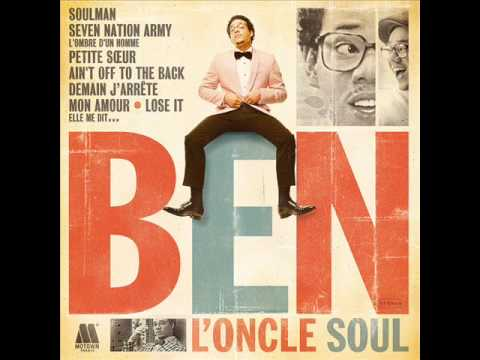 Ben L'Oncle Soul - Soulman (English Version) Lyrics