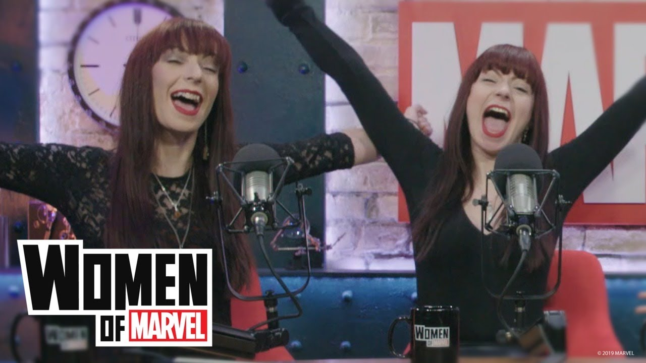 The Soska Sisters Reveal Black Widow Villains in New Series | Women of Marvel
