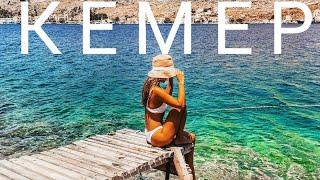 Отдых в Турции 2019⎪Кемер обзор пляжей⎪Турция Кемер