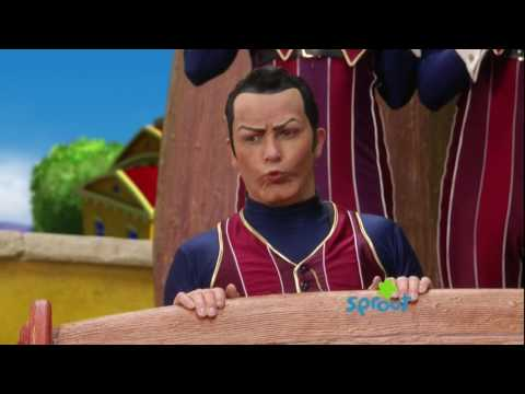 LazyTown  We Are Number One acapella