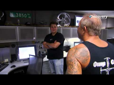 American Chopper: Jason Flared Up