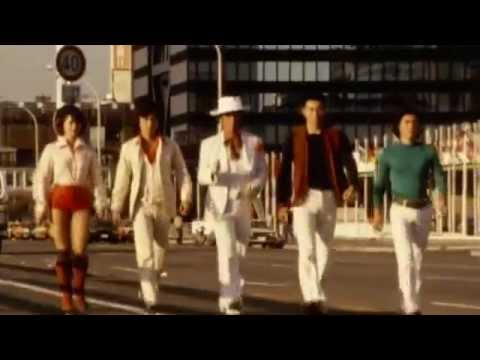 JAKQ ジャッカー電撃隊x鋼の救世主【MAD】