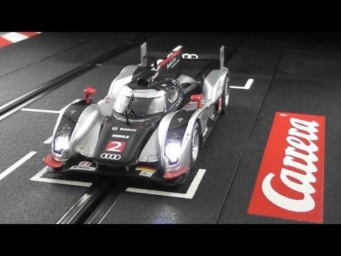 """Test Drive Carrera 30618 Audi R18 TDI """"No. 2"""", 24h LM 2011"""