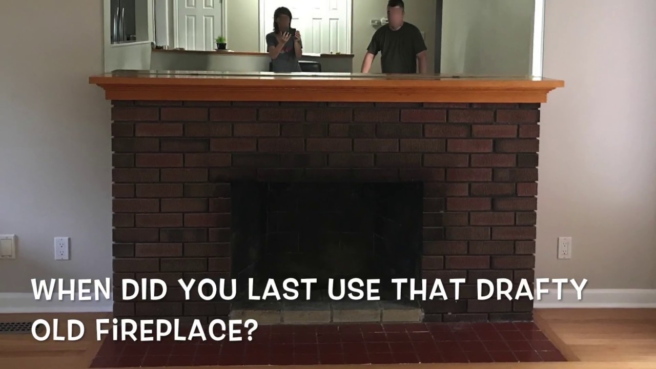 gas fireplace inserts youtube