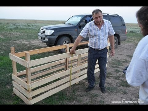 Кормушки для овец своими руками видео фото 708