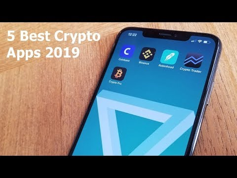 the best cryptocurrency app