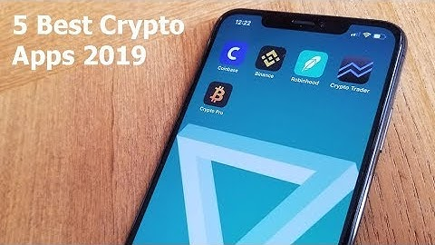 5 Best Crypto Apps 2020 - Fliptroniks.com