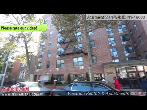 Video Tour of a 2-Bedroom Apartment Share in Flatbush, Brooklyn