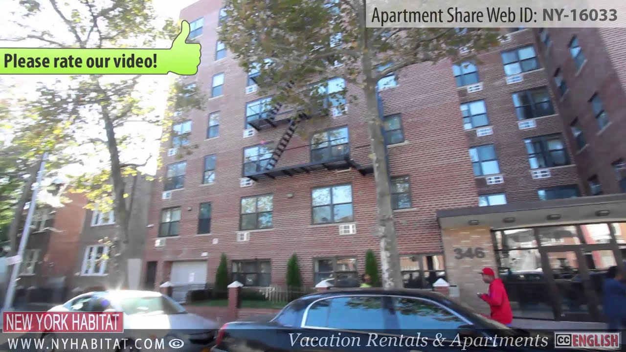 Video Tour of a 2 Bedroom Apartment in Flatbush Brooklyn