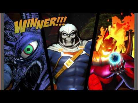 ULTIMATE MARVEL VS CAPCOM 3 ShumaGorath,Dormammu,Taskmaster Requested Gameplay