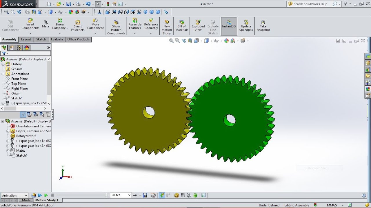 Advanced solidworks 2012 tutorial | mate references youtube.
